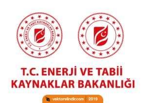 TC Enerji ve Tabii Kaynaklar Bakanlığı Yeni Logo