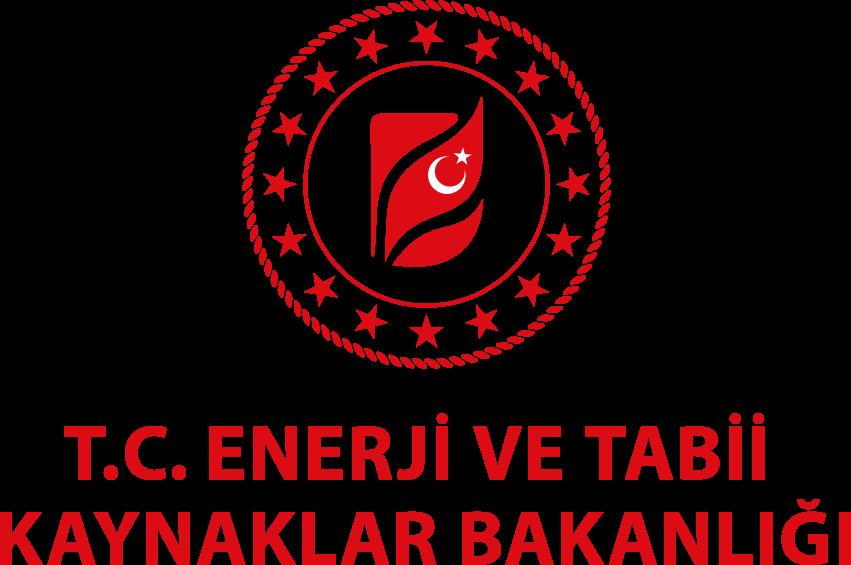 TC. Enerji ve Tabii Kaynaklar Bakanlığı Yeni Logo Amblem Türkçe