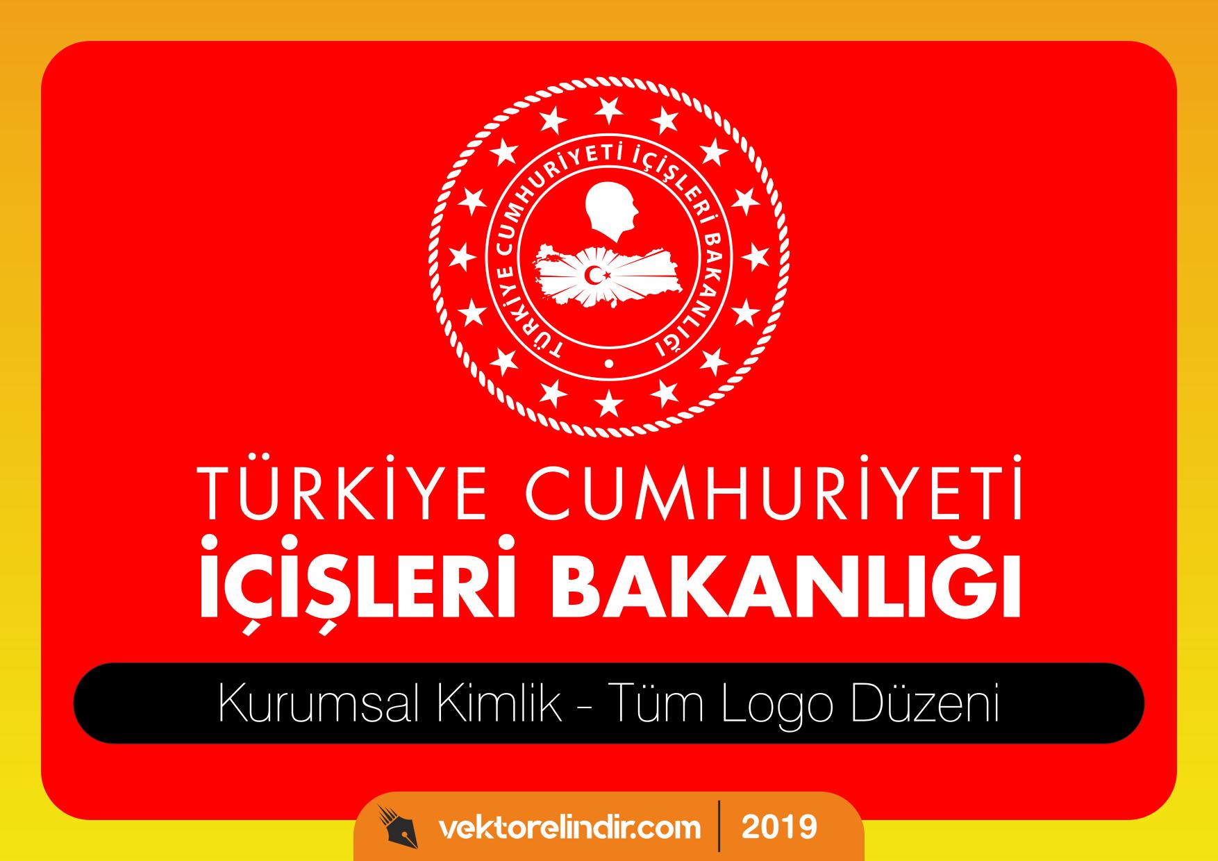 Tc İçişleri Bakanlığı Yeni Logo