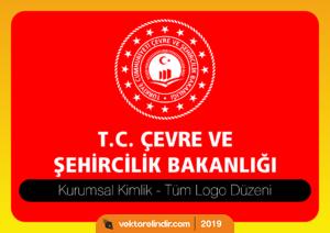 Tc Cevre ve Şehircilik Bakanlığı Yeni Logo
