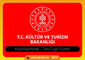Tc Kültür ve Turizm Bakanlığı Yeni Logo