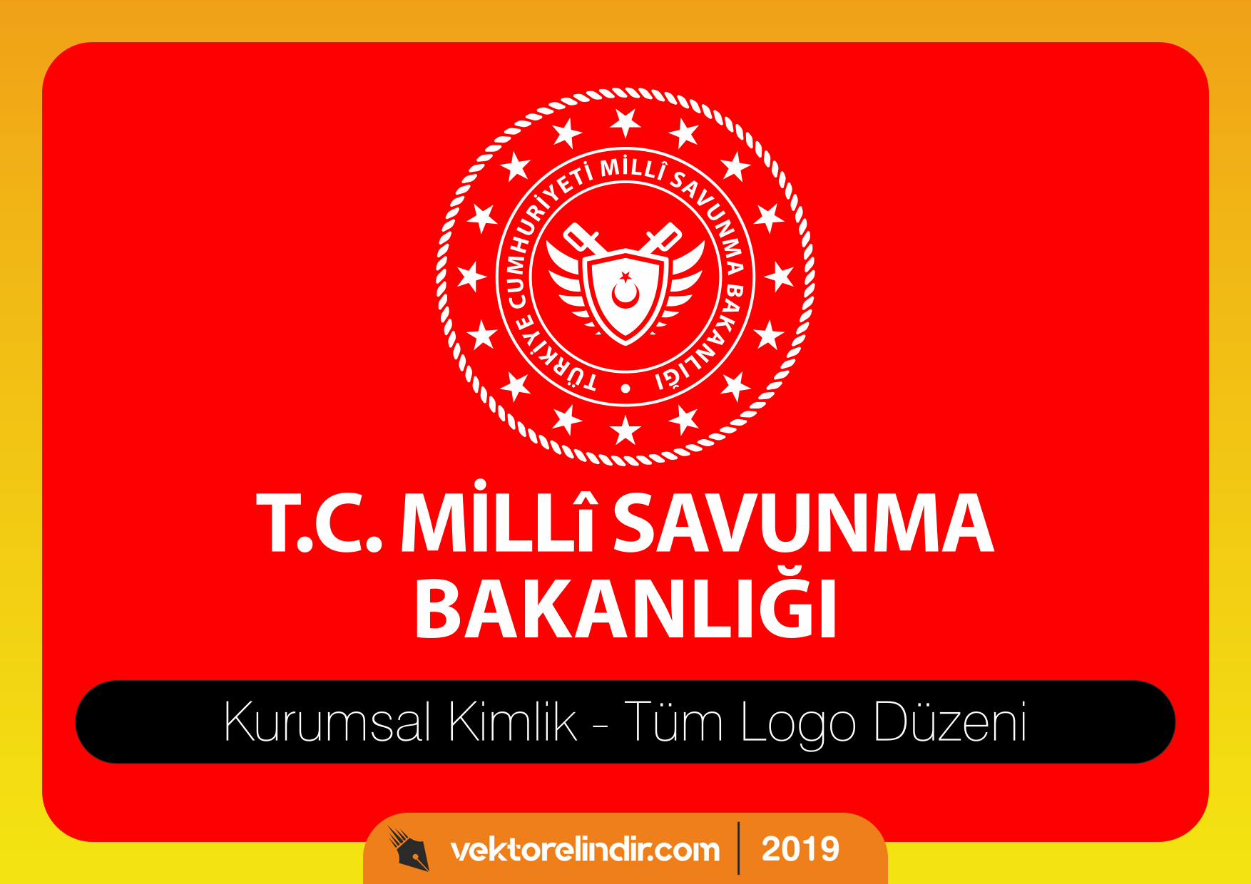 Tc Milli Savunma Bakanlığı Yeni Logo