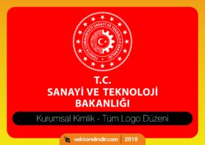Tc Sanayi ve Teknoloji Bakanlığı Yeni Logo