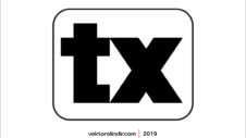 Tx Logo, Vektörel