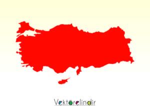 Vektörel Türkiye Haritası, Grafik