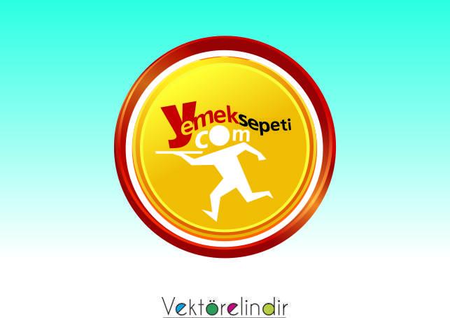 Yemek Sepeti Logo, Yemek Sipariş Logo