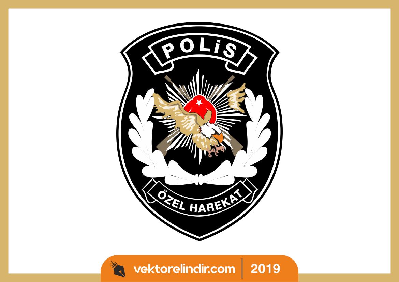 Özel Harekat, Polis, Logo, Amblem