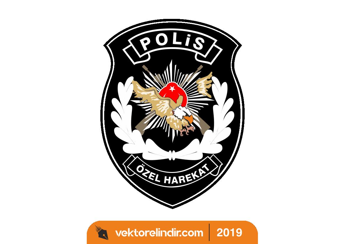 Özel Harekat, Polis, Logo, Amblem_2