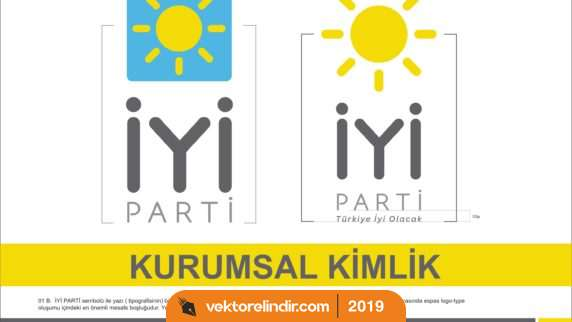 İyi Parti Kurumsal Kimlik, Logo