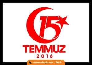 15 Temmuz Logo, 2016, Amblem
