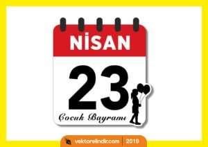 23 Nisan Takvim, Logo, Bayram