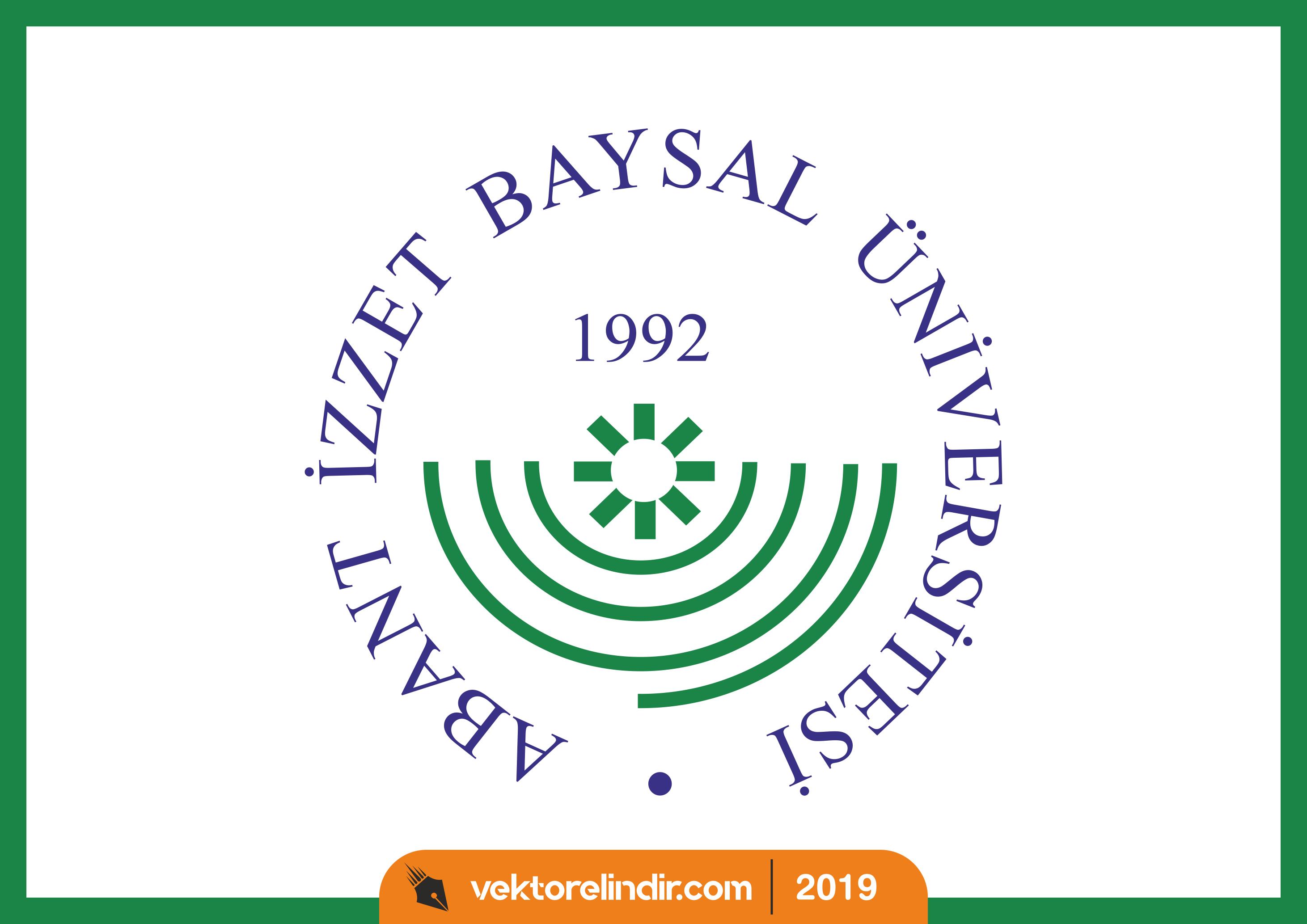 Abant İzzet Baysal Üniversitesi Logo, Amblem