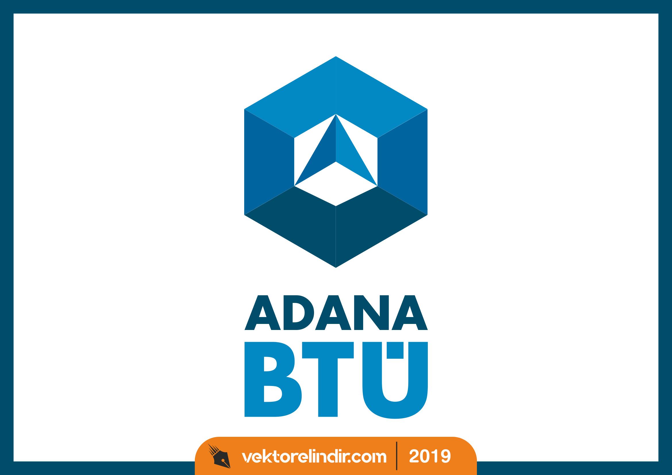 Adana Btü, Adana Bilim ve Teknoloji Üniversitesi Logo, Amblem