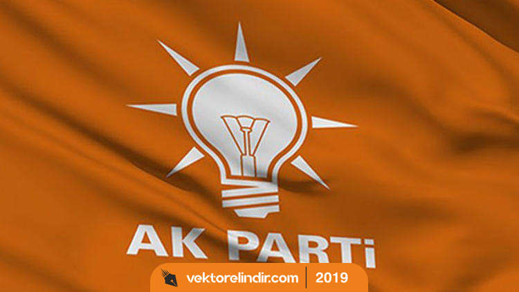 Ak Parti Logo Turuncu
