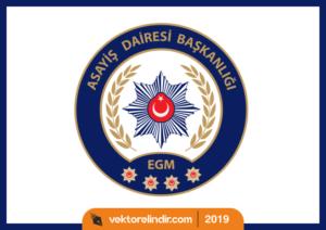 Asayiş Dairesi Logo, Vektörel