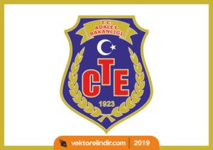 Cte, Ceza ve Tevkif Evleri Genel Müdürlüğü Logo, Amblem