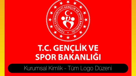 Gençlik ve Spor Bakanlığı Yeni Logo