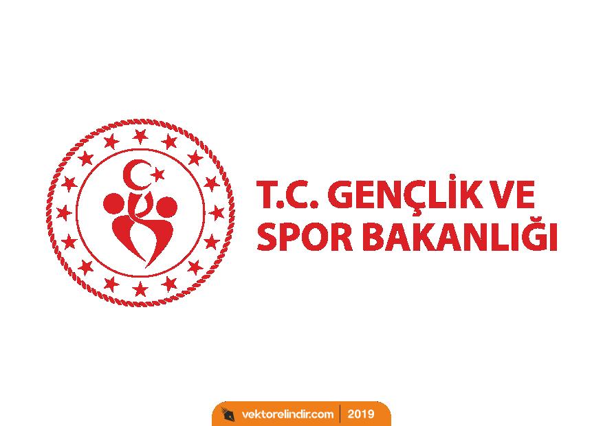 Gençlik ve Spor Bakanlığı Yeni Logo_Png2