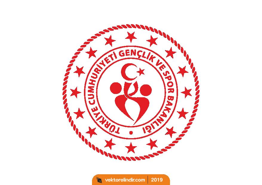Gençlik ve Spor Bakanlığı Yeni Logo_Png3