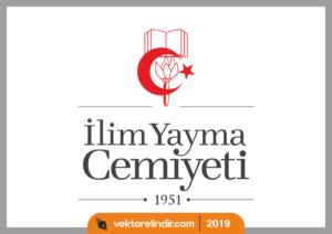 İlim Yayma Cemiyeti Logo Vektörel