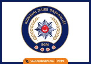 Kriminal Daire Başkanlığı Logo, Amblem