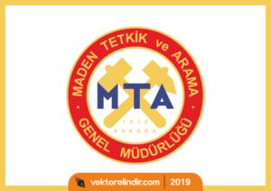 Maden Tetkik ve Arama Genel Müdürlüğü, Mta Logo, Amblem