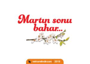 Martın Sonu Bahar Logo