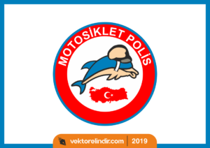 Motorsiklet Polis, Yunus, Karakol Logo