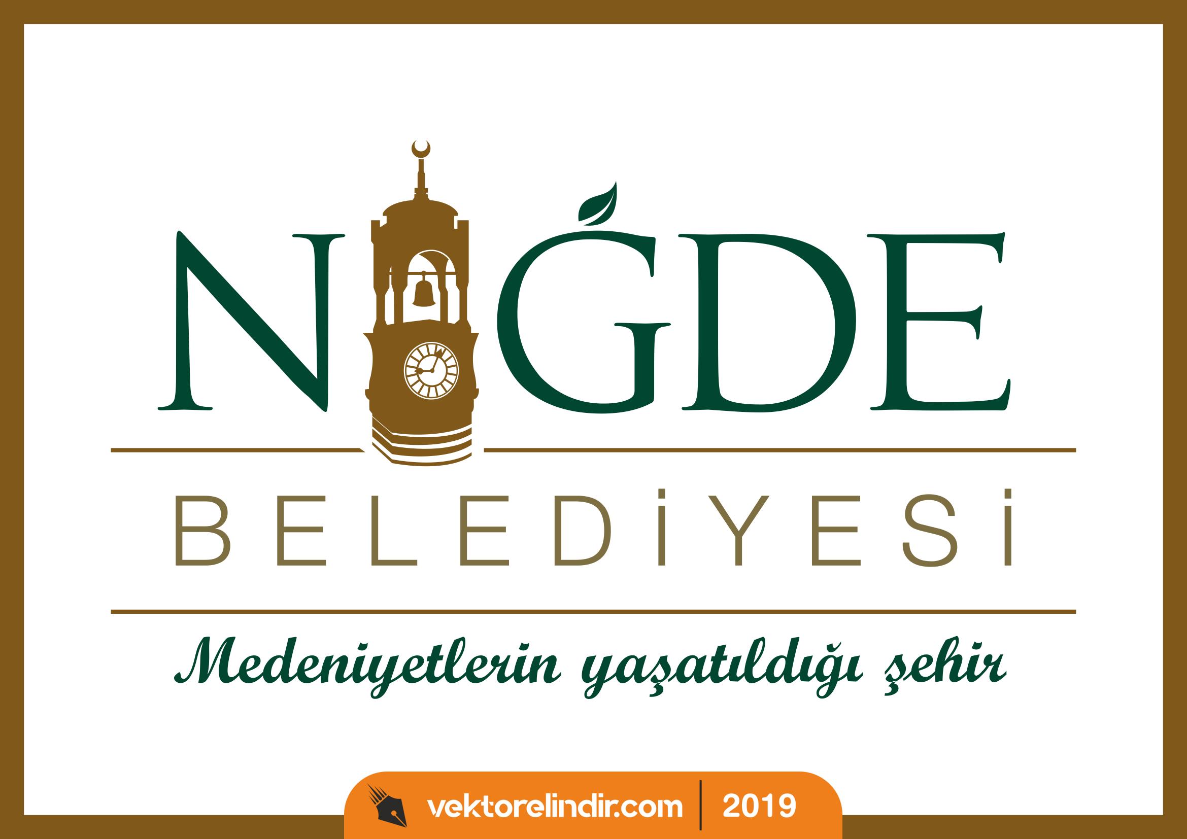 Niğde Belediyesi Logo, Amblem
