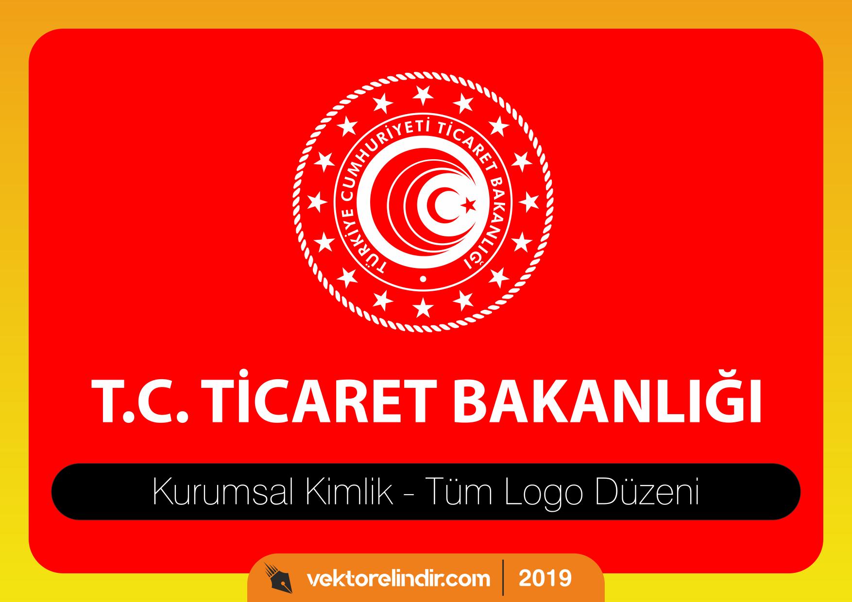 Tc Ticaret Bakanlığı Yeni Logo