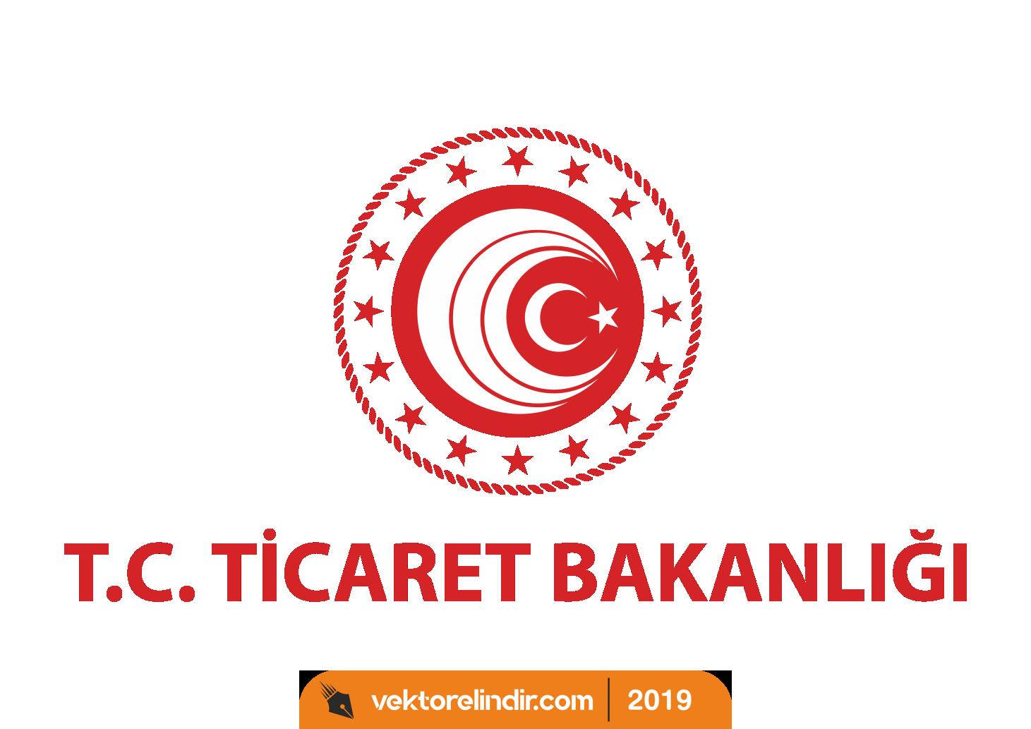 Tc Ticaret Bakanlığı Yeni Logo_Dikey