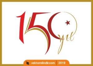 150 Yıl Logo