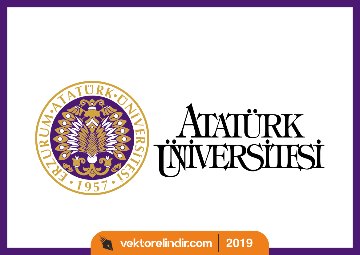 Atatürk Üniversitesi Logo, Amblem