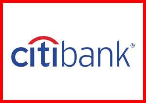 Citi Bank Logo, Amblem