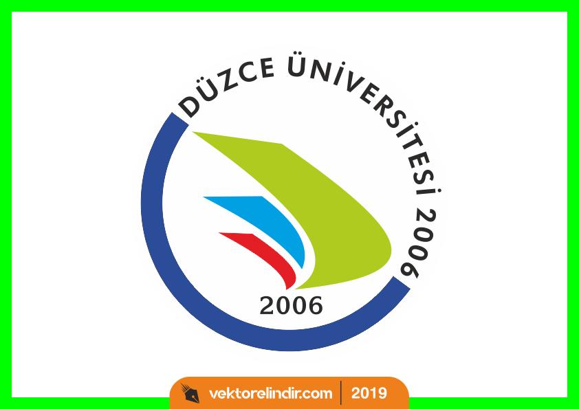 Düzce Üniversitesi Logo, Amblem