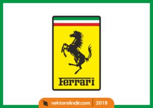 Ferrari Araba Logo, Amblem