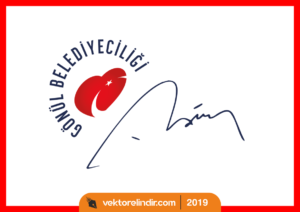 Gönül Belediyeciliği Kampanya Logosu, İmza