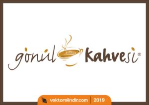 Gönül Kahvesi Logo, Vektör