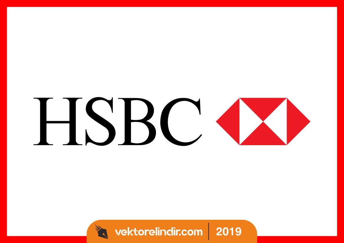 Hsbc Bank Logo, Amblem