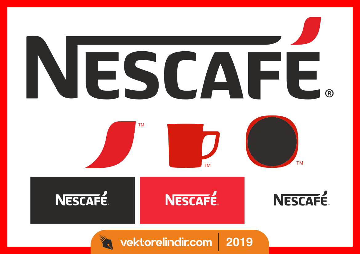 Nescafe Logo, Amblem