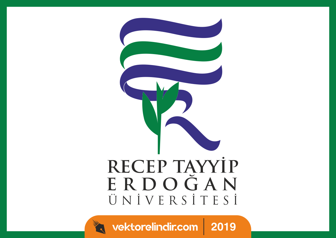 Recep Tayyip Erdoğan Üniversitesi Logo