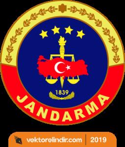 Jandarma Logo Daire