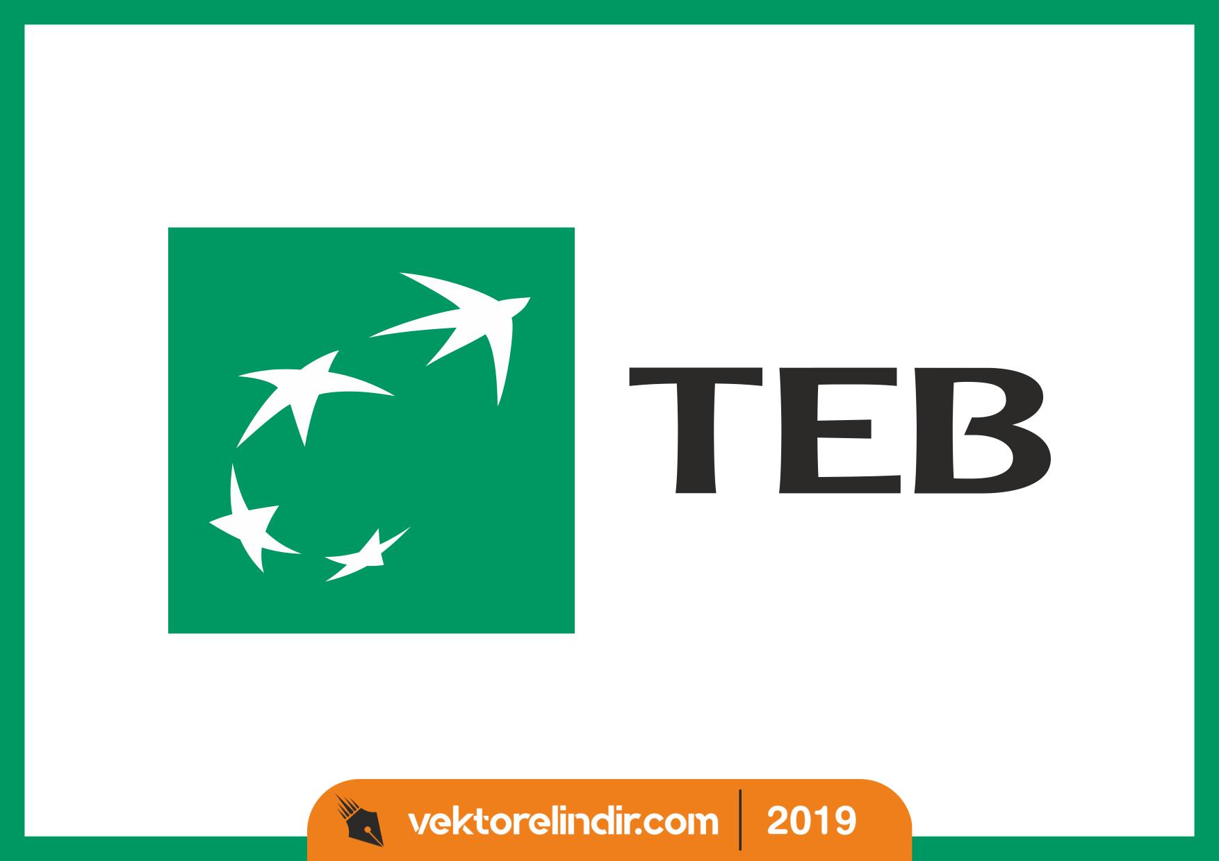 Teb, Türkiye Ekonomi Bankası Logo