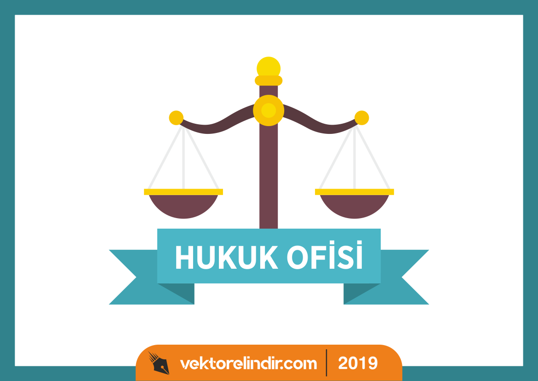 Hukuk Ofisi Logo, Adalet