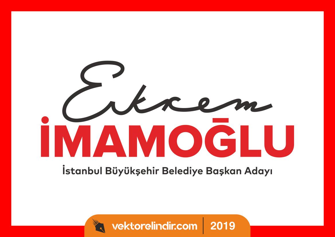 ekrem imamoğlu imza logo