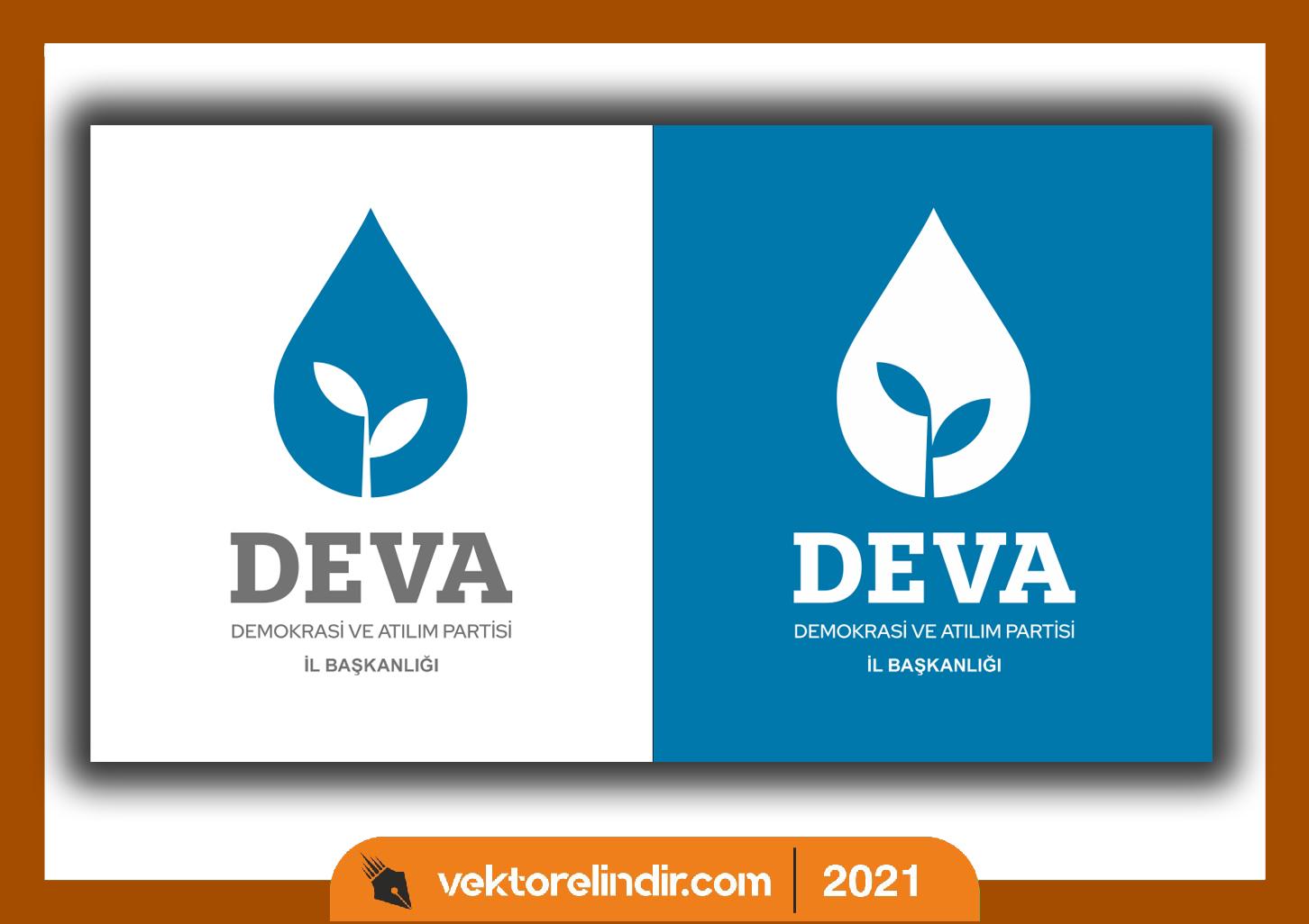 Deva,Partisi,Logo,Vektörel,Başkanlık