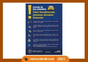 covid-19-korona-taksi-durak-tedbirler-önlemler