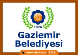gaziemir,belediyesi,logo,vektorel