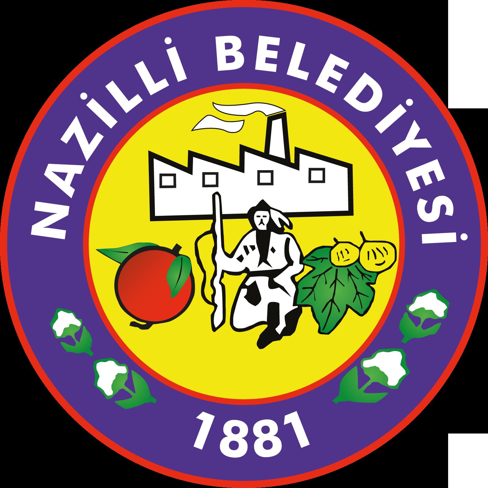 nazilli,belediyesi,logo,vektorel